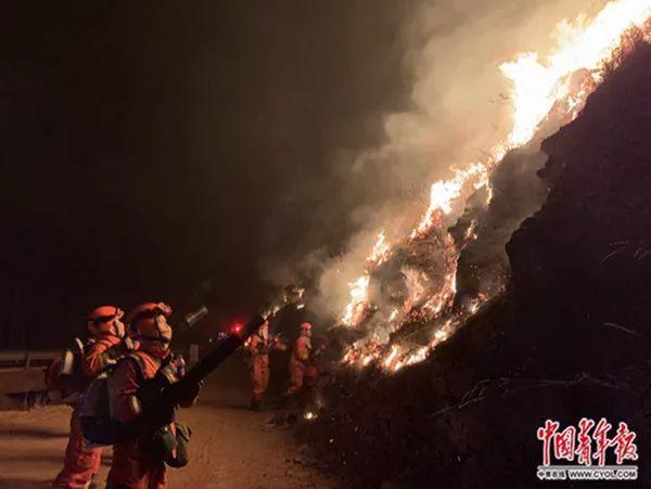 必须严惩!近期山火频发,山西警方抓了23人!