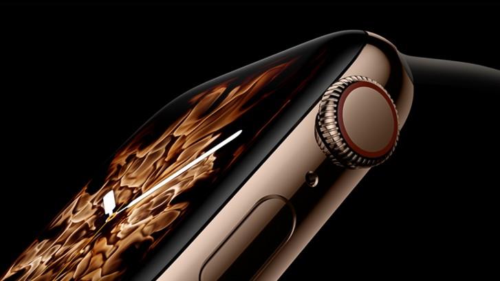 日本显示器公司将为新Apple Watch提供OLED屏幕