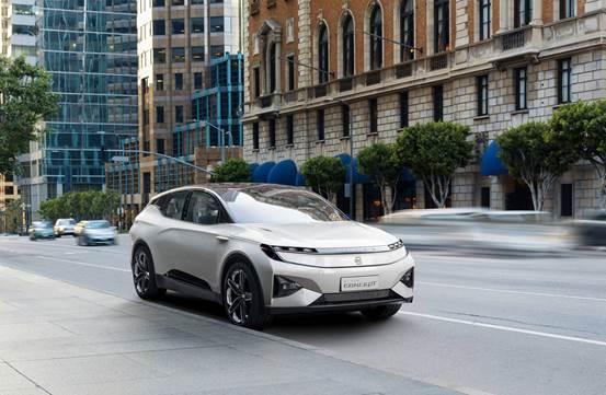 和谐汽车新能源生态再添新军 一体三翼战略升级