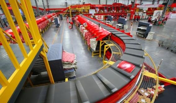 京东物流、东方海外与中远物流拟2.55亿元设立合资公司