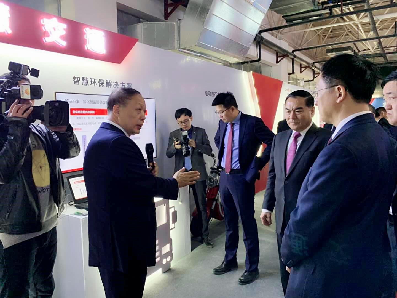 日海智能牵手潍坊市政府 推进物联网产业在潍坊落地
