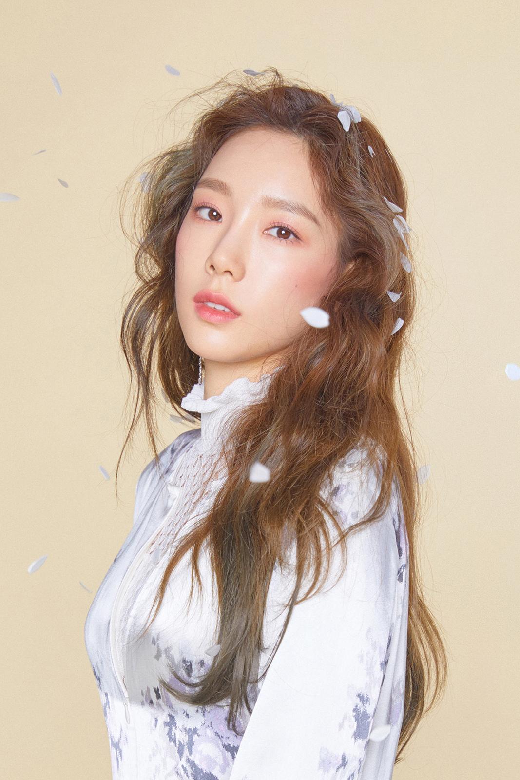 """""""音源女王""""太妍《Four Seasons》拿下Gaon Chart三冠王"""