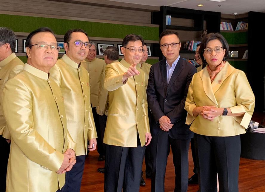 东南亚10国共谋数字化转型 支付宝应邀分享经验