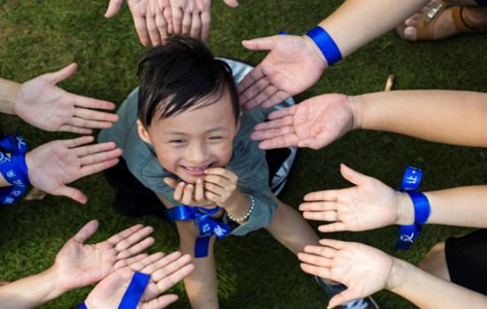 水滴公益与壹基金达成长期战略合作 关爱心智障碍者家庭