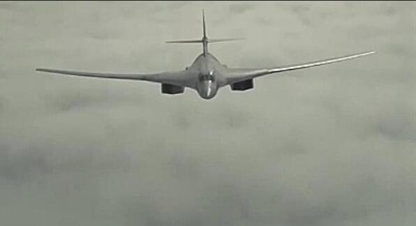 一周内第2起!俄轰炸机逼近英领空 英战机紧急起飞