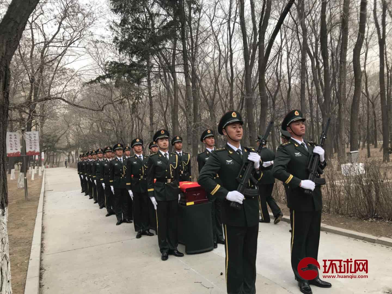 最可爱的人回家!第6批在韩志愿军烈士遗骸回国