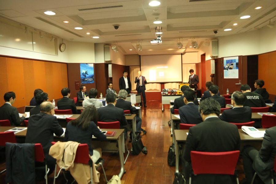 中国工业级水下机器人首次进军日本市场