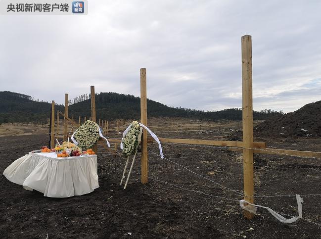 中国驻埃塞俄比亚大使馆清明悼念埃塞空难遇难中国公民