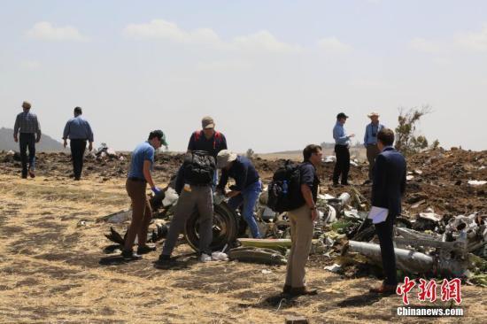 回应埃航空难报告 波音:采取措施强化飞机安全