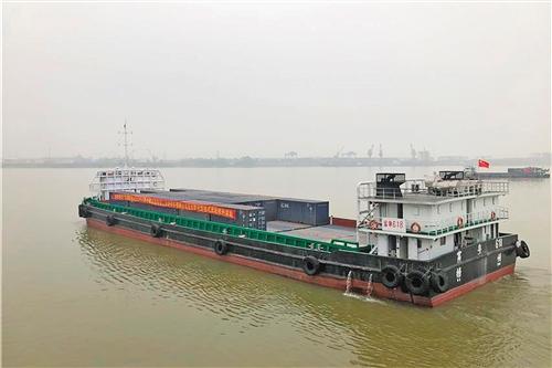 粤港澳大湾区开启铁水联运新模式