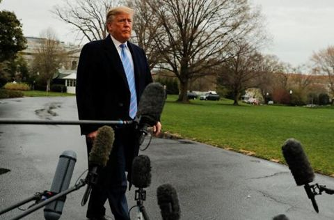 特朗普又双叒缺席白宫记者晚宴:无聊又消极,不去