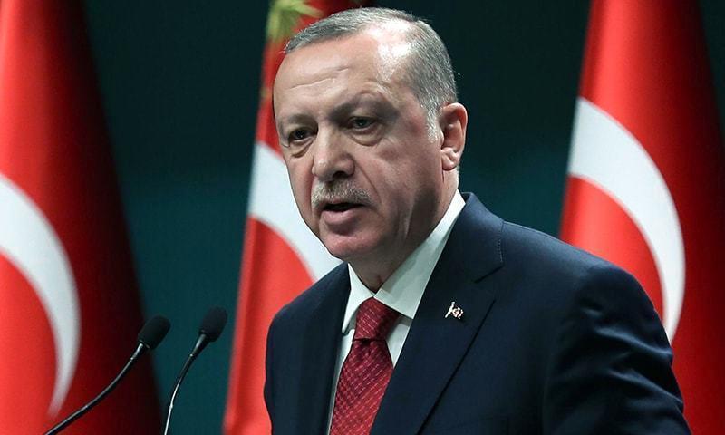 埃尔多安:土耳其向世界提供了民主经验,不需美欧指点