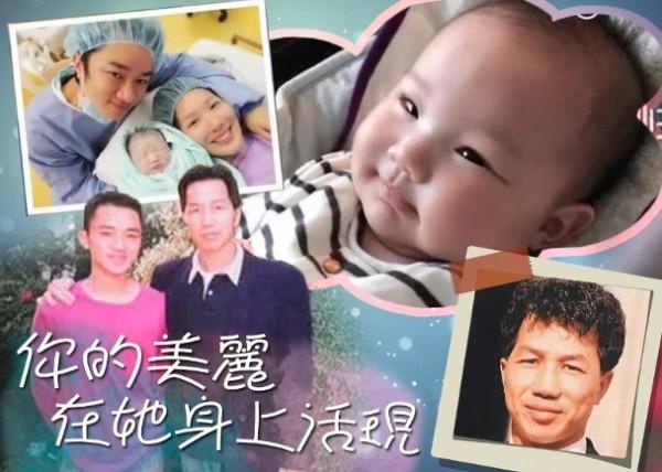 王祖蓝悼念亡父 晒女儿生活照并制作短片