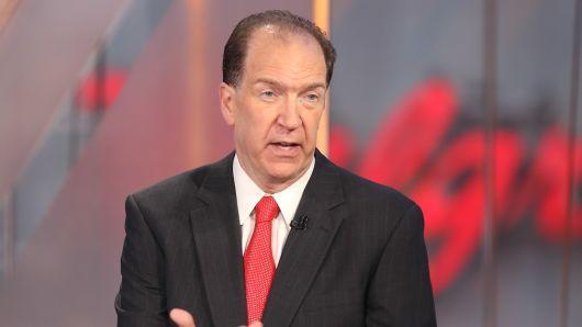 美国财政部官员马尔帕斯当选世界银行行长