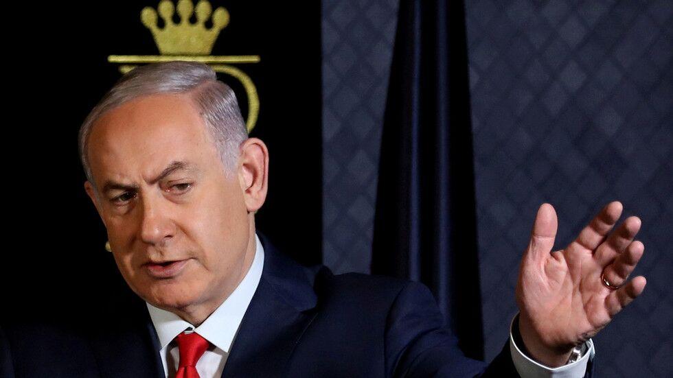 内塔尼亚胡:若赢得连任 将扩大对约旦河西岸的主权