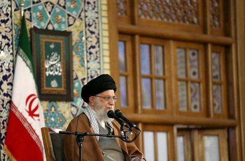 伊朗最高领袖敦促伊拉克:尽快把美军赶走