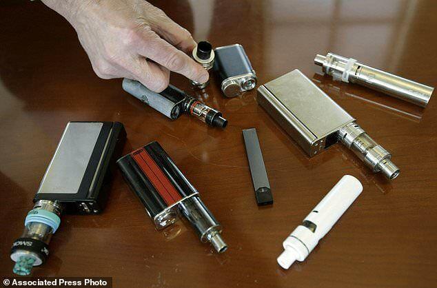 吸电子烟会导致癫痫发作?美药监局展开调查