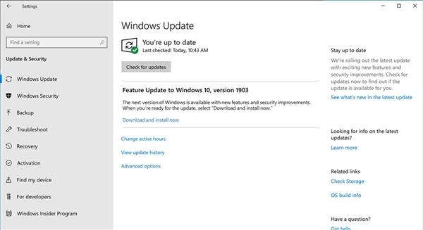 Windows 10不再强制大更新:可单独控制