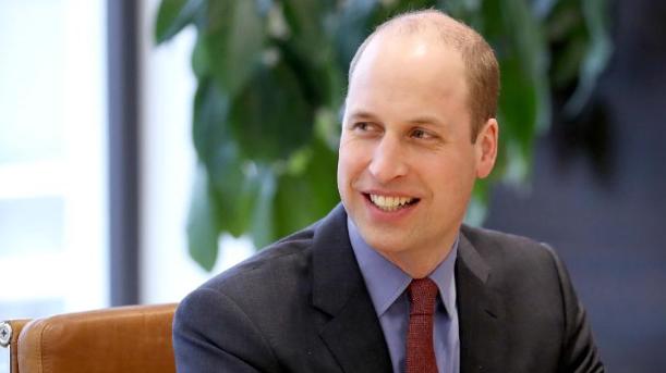 """威廉王子当了3周""""间谍"""" 被夸表现不错"""