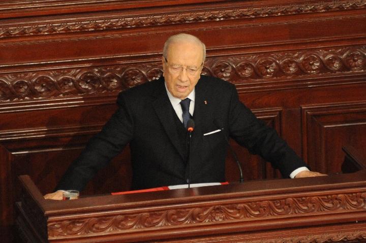 突尼斯总统:可能不参加下届总统选举