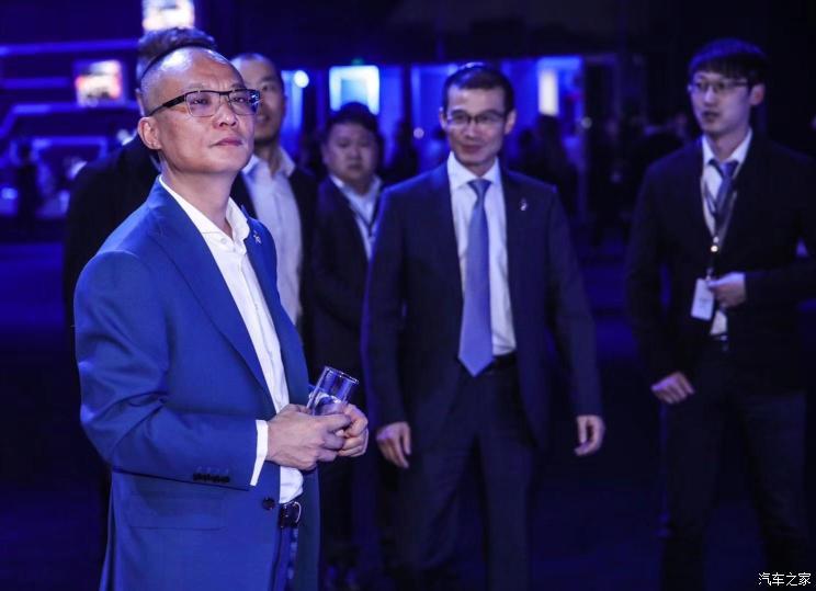 杨嵩加盟福特中国 出任全国销售服务机构总裁