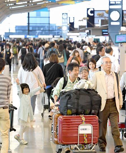 """日本""""五·一""""10连休将有近10万日本人来中国玩"""