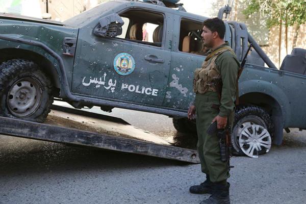 阿富汗贾拉拉巴德发生爆炸 至少3死6伤