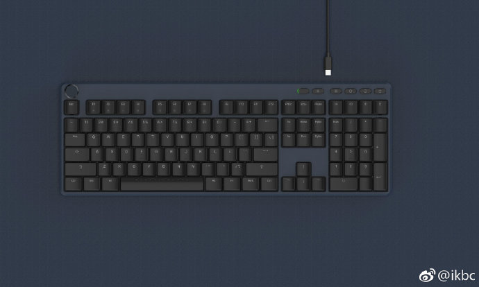 ikbc发布超薄旗舰机械键盘TypeMaster X400/X410