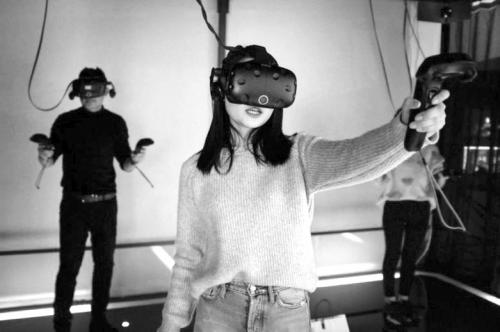 全球虚拟现实技术 中国将斩获两成收入