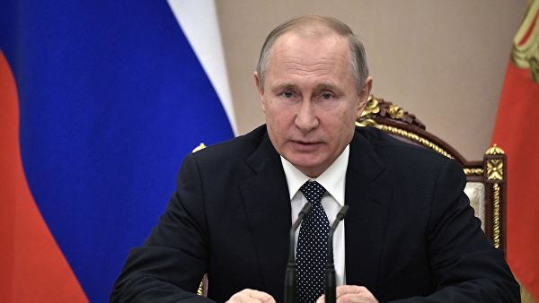 普京:绝不允许在叙利亚划分势力范围