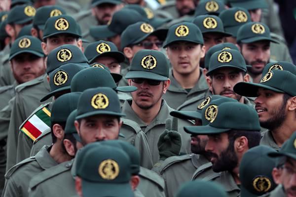 美国宣布将伊朗革命卫队列为恐怖组织 背后动机耐人寻味