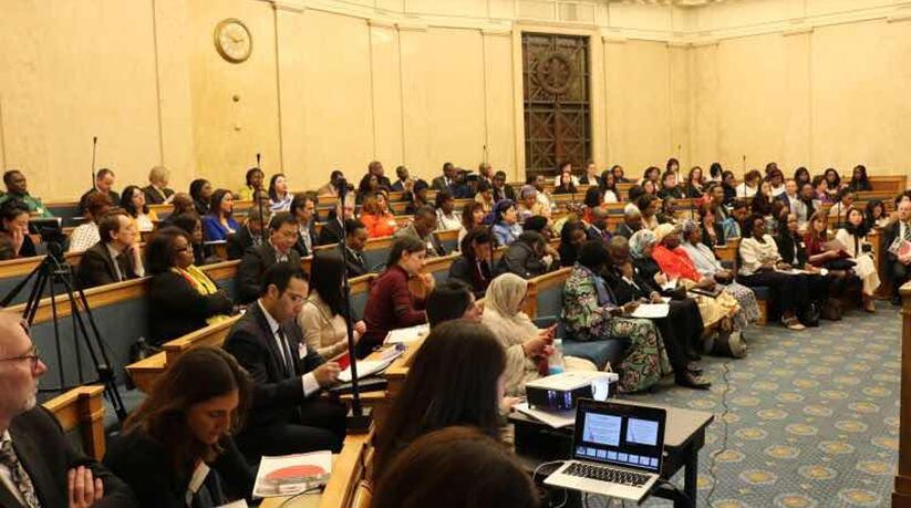 世界杰出女性合作发展论坛在巴黎成功举行