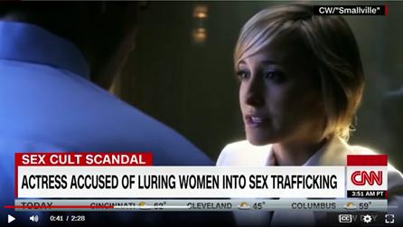 《超人前传》女星承认为邪教贩卖女性:我以为是帮助人的组织,我错了