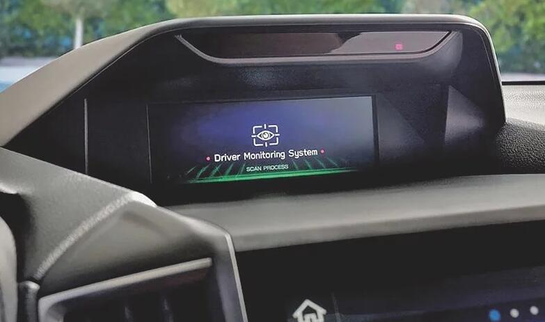 斯巴鲁推出驾驶员监控系统  防止疲劳驾驶