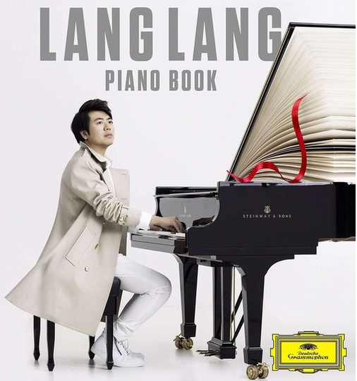 郎朗新专辑《钢琴书》开启屠榜模式