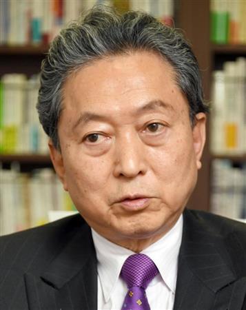 """日本前首相鸠山由纪夫称放射物""""钠""""可致癌,专家批评其轻率"""