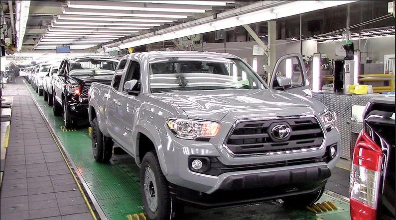 丰田计划推出通用皮卡平台 简化生产