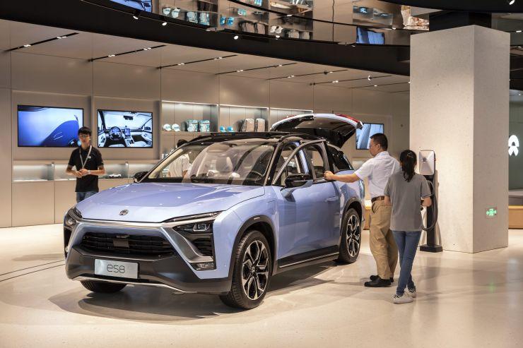 惠誉:中国电动汽车市场将保持繁荣增长