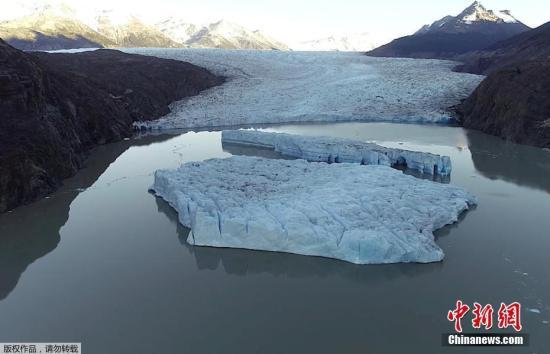 超出预期!冰川变化使海平面55年里上升了27毫米
