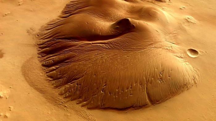 对火星土壤研究可能会产生新的抗生素