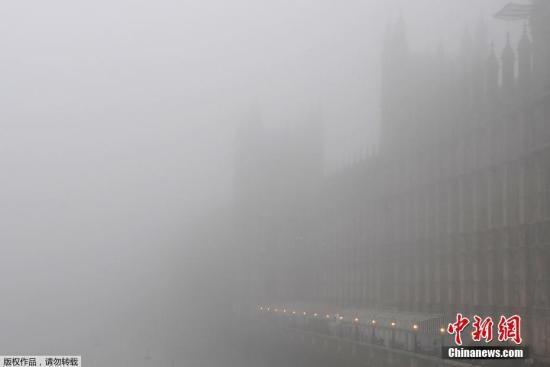 伦敦治霾杀手锏:不合格车辆出入市中心需交罚金