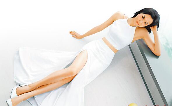 陈法拉靠均衡饮食保持身材 称平时不忌口