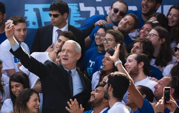 以色列大选前火药味十足,总理内塔尼亚胡将迎战强劲对手甘茨