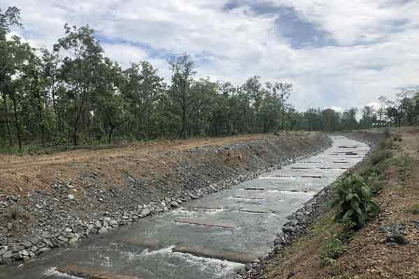 为鱼儿保障回家的路 中国水电工程助力柬埔寨绿色发展