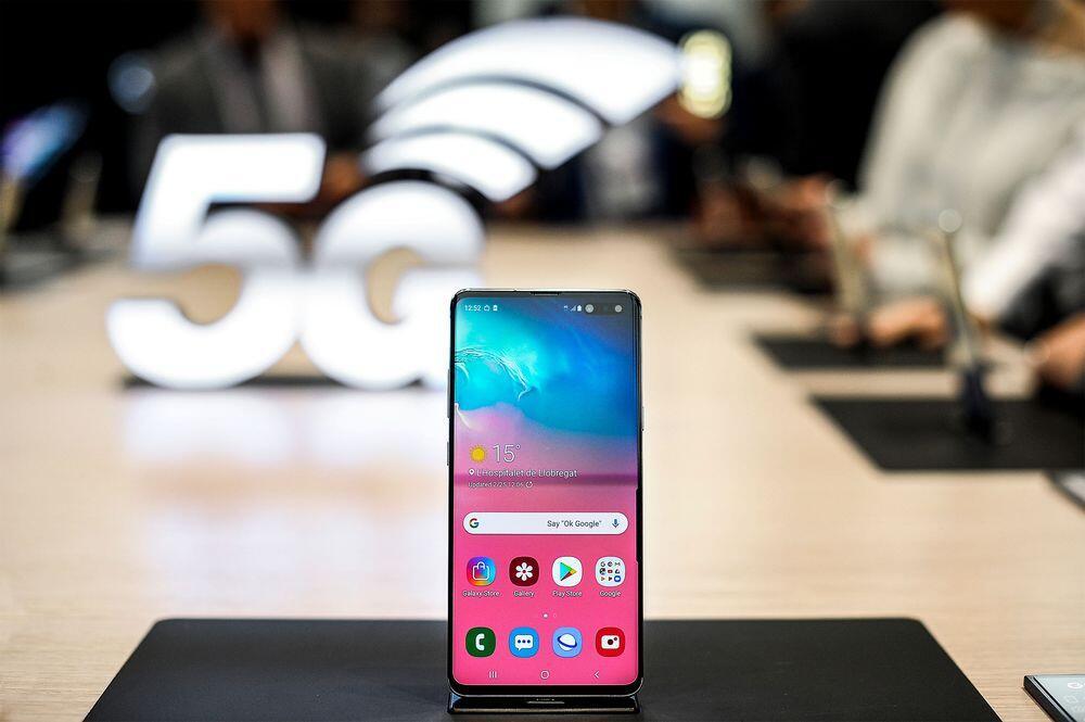 三星、LG等手機制造商正加緊研發5G手機 蘋果面臨壓力