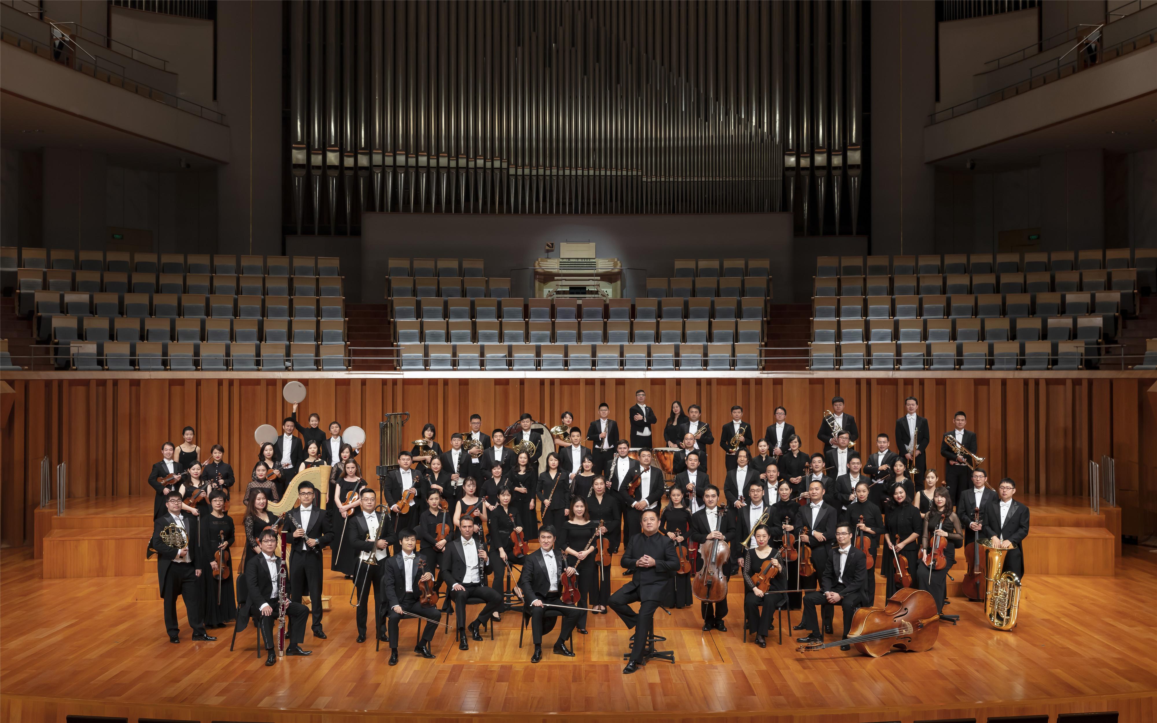 国家大剧院五月音乐节开幕GALA群星云集 世界级管乐大师同台献技