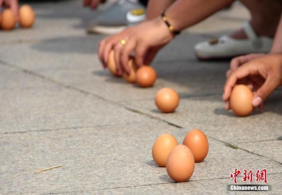 分不清赏味期与保质期 2018年英国人丢弃7.2亿颗鸡蛋
