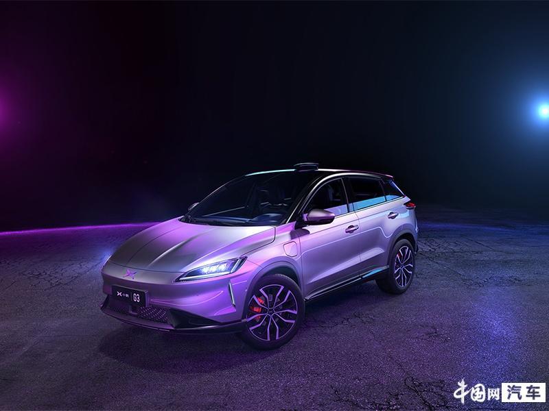 小鹏汽车G3升级优化 新增多项功能