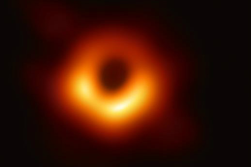 跨越5500万光年的曝光:原来你是这样的黑洞!