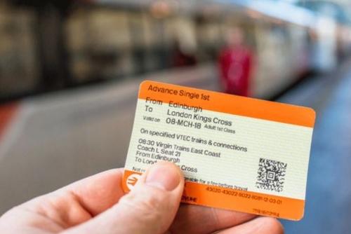 即将废弃纸制车票?英国开始推行智能电子火车票